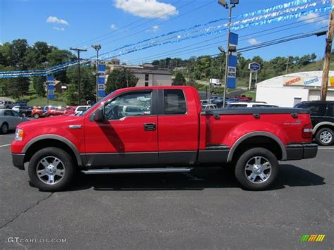 2005 ford f150 bright 2005 ford f150 xlt supercab 4x4 exterior photo