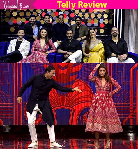 laughter challenge the great indian laughter challenge ajay devgn parineeti