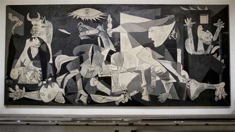 pablo picasso paintings guernica retro kimmer s pablo picasso and his black and white