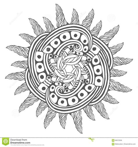10 colorful jungle book tattoos page 3 artist magic zentangle for coloring book pages mandala for