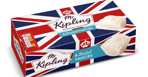 summer french edition 9781547901999 mr kipling unveils limited edition range for the royal wedding and they look delicious