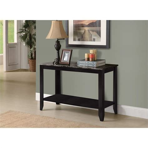 gray sofa table sofa console table in black and gray i 3131
