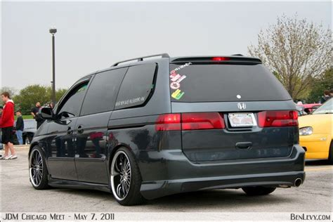 custom honda odyssey customized honda odyssey might turn ours into this one