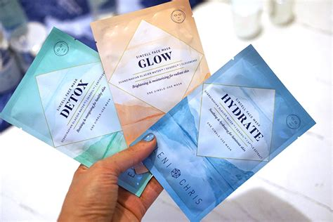 Glow Detox Mask by Nordic Eleni Chris Skincare Pretty Connected