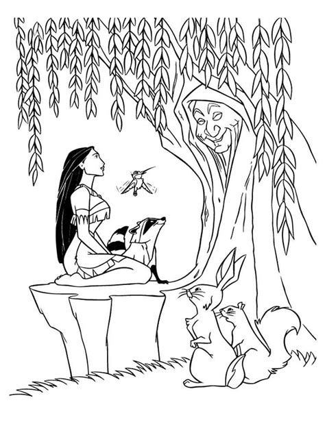 pocahontas coloring pages pocahontas coloring pages and print pocahontas