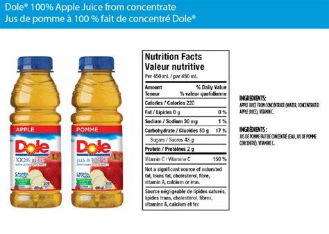 apple juice calories mott s 100 apple juice nutrition facts nutrition ftempo