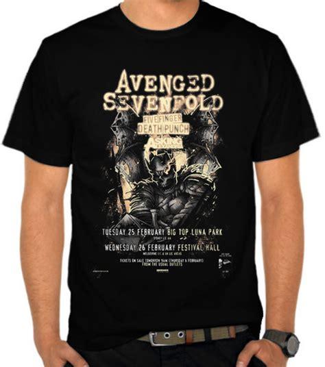 Kaos Avenged Sevenfolda7x11 Kaos Musik Band Rock Kaos Gildan Softstyle jual kaos avenged sevenfold live at park avenged