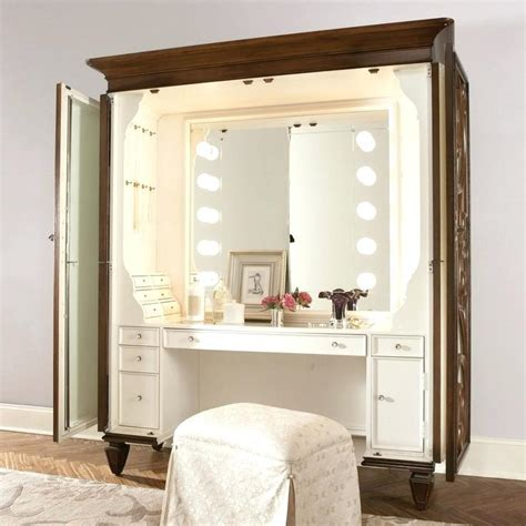 Buy Bedroom Vanities by Lighted Makeup Vanity Sets Bedroom Vanity Sets Also With A