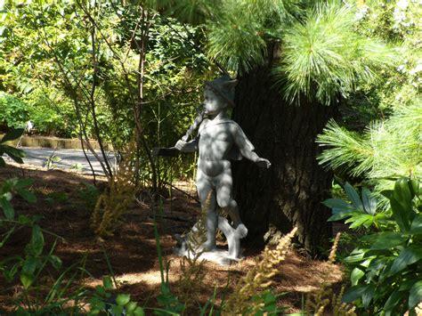 Minnesota Landscape Arboretum Stolen Statue Mercury