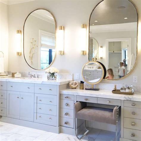 Oxford Bathroom Showroom by Gray Cabinets Vanities And Circa Lighting On