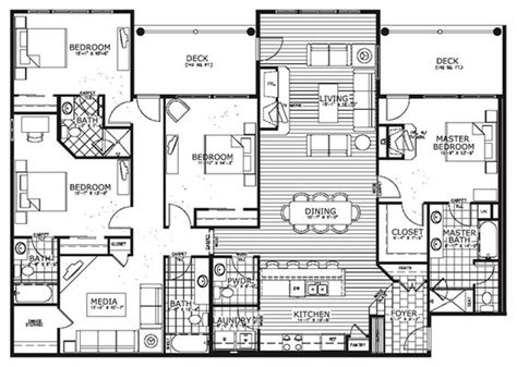 condo floor plan 4 bedroom condo plans breckenridge bluesky condos floor