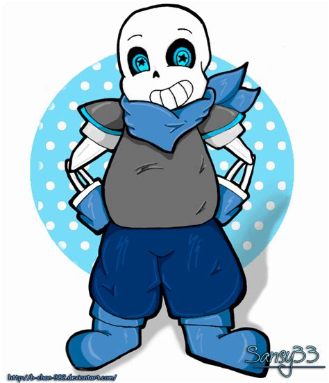 blueberry cuteness underswap sans by b chan 382 on