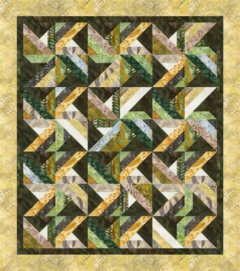 Tradewinds Quilt by Tradewinds Designer Pattern Robert Kaufman Fabric Company