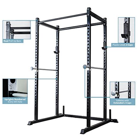bench power rack rep power rack with flat bench and dip attachment