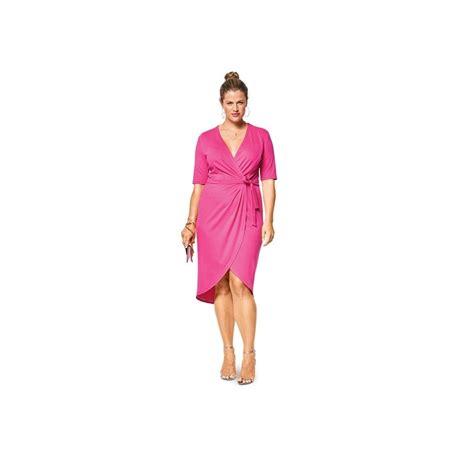 Patron Robe Cache Coeur Femme Grande Taille - burda style femmes grandes tailles patron robe et cache