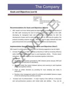 Sample Assessment Report Sample2 Report Business Assessment
