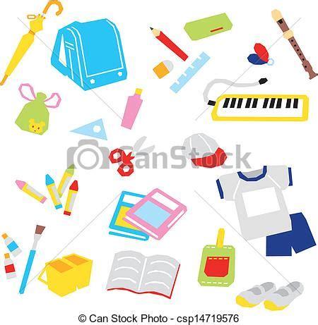 school supplies illustration inspiration pinterest vectors illustration of school supplies school supplies
