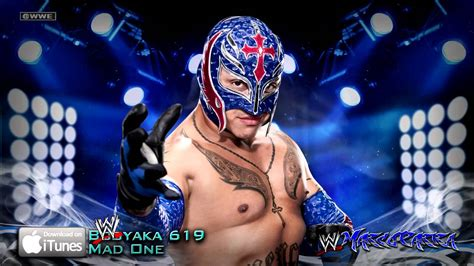 theme song rey mysterio wwe booyaka 619 remix rey mysterio 3rd theme song