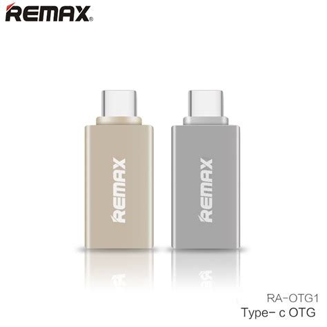 Remax Otg Original original remax usb 3 0 to type c usb 3 1 otg adapter for