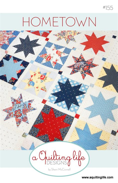 pattern paper next day delivery hometown layer cake quilt a quilting life a quilt blog