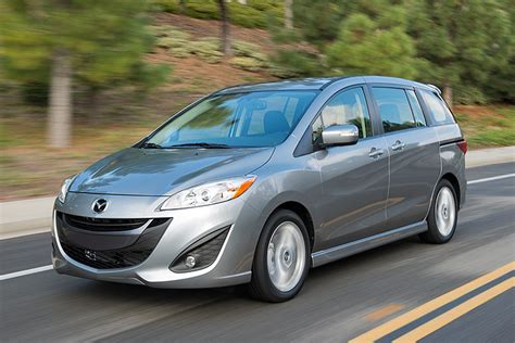 mazda minivan mazda has officially killed the mazda5 minivan for 2016