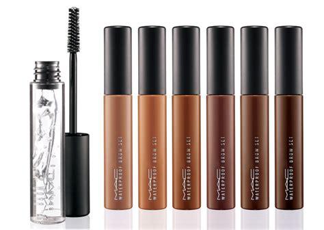 Mac Eyebrow Gel mac waterproof brow makeup products 2014