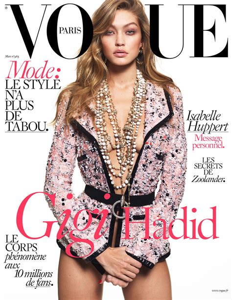 Cover Wars Vogue China Vs Vogue Japan by Vogue S Covers Gigi Hadid