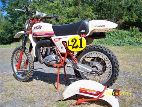 Ktm Penton 1979 Ktm 175 Gs Penton Vintage Ahrma