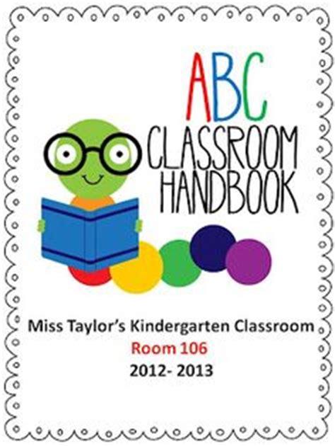 Parent Handbook On Pinterest Daycare Contract Open House School And Parent Volunteer Form Parent Handbook Template