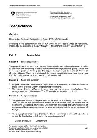appointment letter en francais specifications gruy 232 re aop by gruy 232 re aop issuu