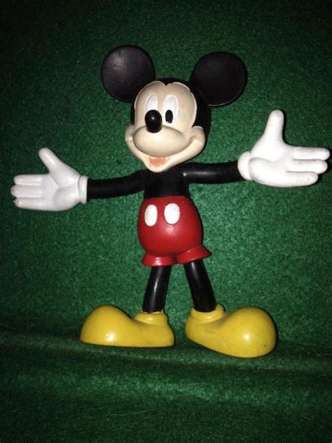 mickey mouse rubber sts other collectable toys mickey mouse disney rubber