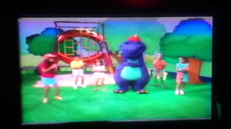 Barney Backyard Show by Barney The Backyard Mr Knickerbocker Three