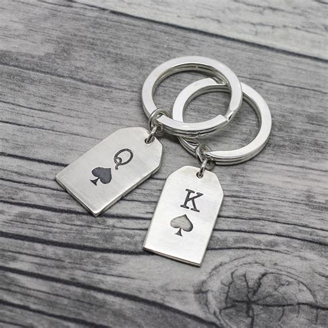 Handmade Keyrings - handmade personalised keyrings