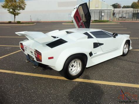 1988 Lamborghini Countach For Sale 1988 Lamborghini Countach