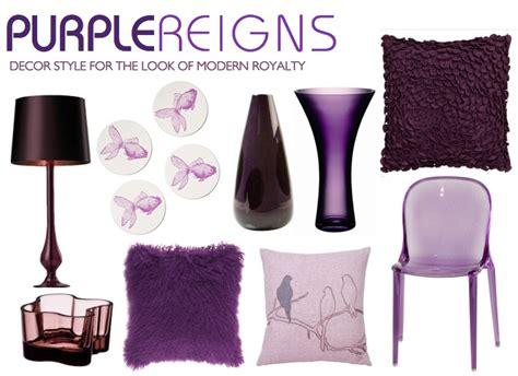 Purple Home Decor | purple curvyecocentric
