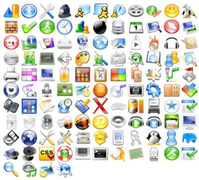 icones de bureau icone bureau gratuit ordinateurs et logiciels