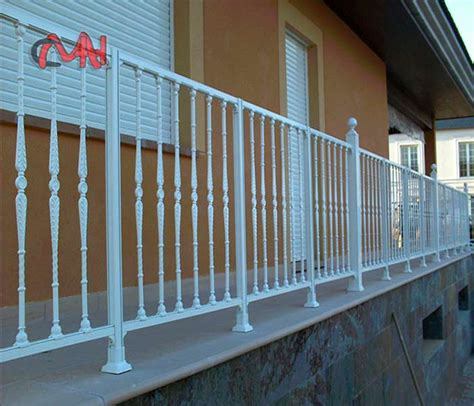 barandillas madrid barandillas acero forjado y balcones cerrajer 237 as en madrid