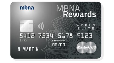 Mba Credit Card Login by Review Mbna World Elite Mastercard Ratehub