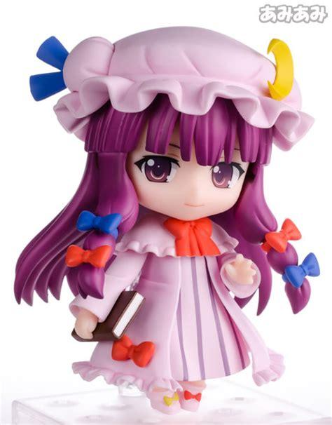 521 Nendoroid Patchouli Knowledge amiami character hobby shop nendoroid touhou