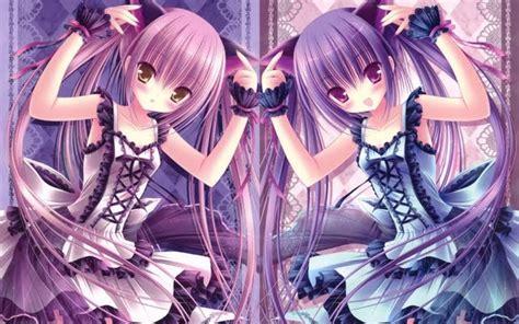 anime neko girl wallpaper anime neko wallpapers wallpapersafari