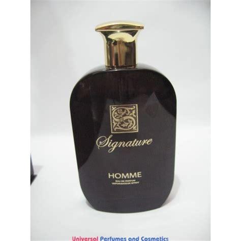 Parfum Original Ambassador Signature 100 Ml signature homme eau de parfum for by beckham perfumes 100 ml same as creed aventus