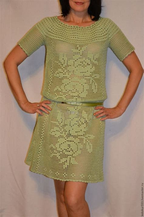 Miria Square Dress 511 best images about heklanje on mesas crochet borders and filet crochet