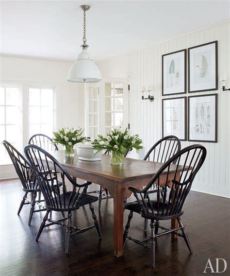 simple dining room chairs simple details a simple rule for mixing table chair styles
