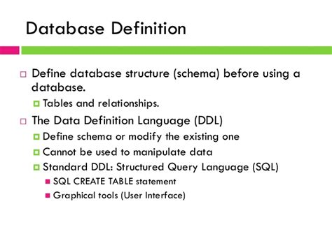 design database meaning chapter 1 fundamentals of database management system