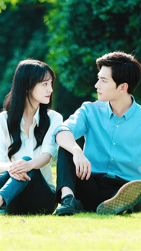film romance yang bikin nangis lock screens for love o2o chinese dramas pinterest