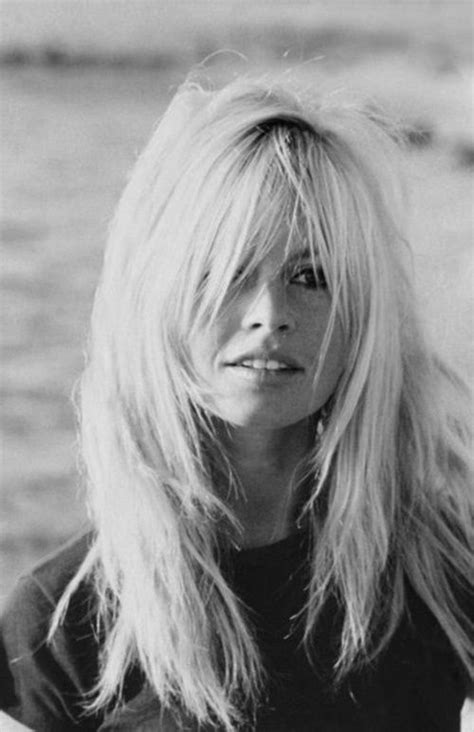 britt ekland long layered hairstyles 90 best images about brigitte bardot on pinterest la