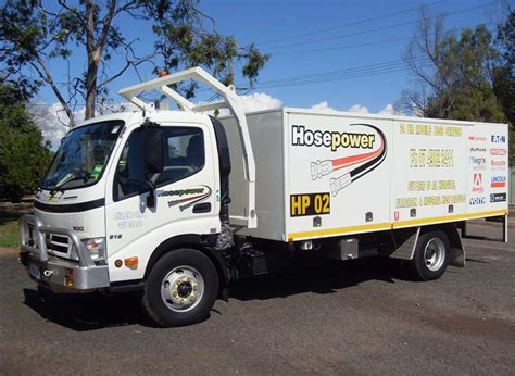 Tas Set F 1585 hosepower qld pty ltd on 22 st emerald qld