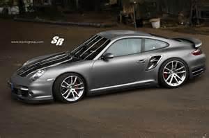 Porsche 997 Wheels Out Porsche 997 Turbo On Pur Wheels By Sr Auto