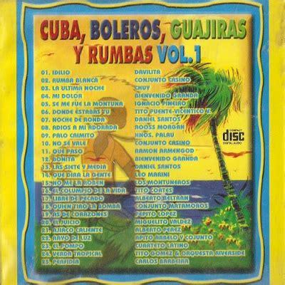 cuba el blog del bolero tropicales del recuerdo cuba boleros guajiras y rumbas