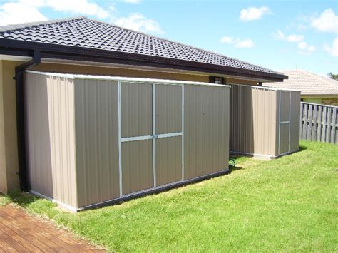 Flat Shed Roof by Skillion Flat Roof Sheds A1 Garden Sheds